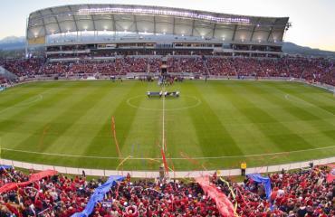 Real Salt Lake at Rio Tinto Stadium