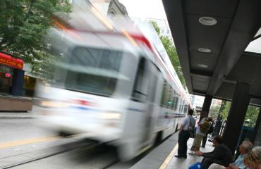 Utah Transit Authority - TRAX Light-Rail
