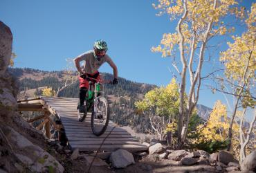 The Best Mountain Bike Trails Near Salt Lake