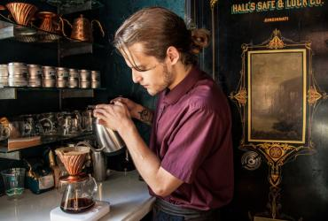 More Than Coffee: The Caffeinators of Salt Lake