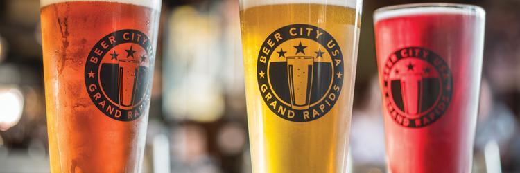 Grand Rapids, Beer City USA
