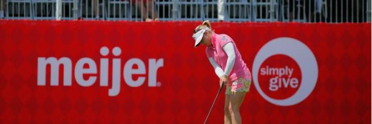 Meijer LPGA for Simply Give