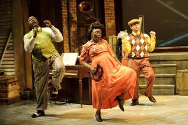 Live Perfomance at the Delaware Theatre Company