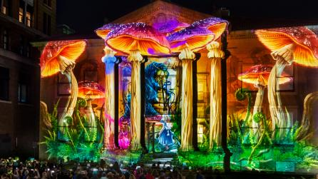 LUMA Projection Arts Festival