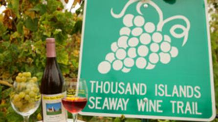 1000 Islands - Seaway Wine Trail