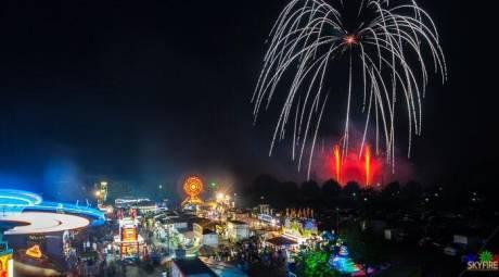 Ambler Fireworks