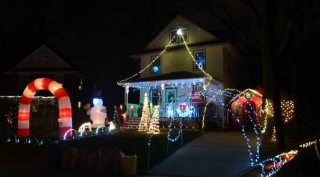 Erdenheim Holiday Lights
