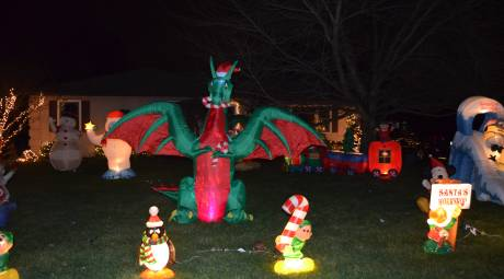 Lansdale Holiday Lights