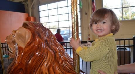 Carousel at Pottstown