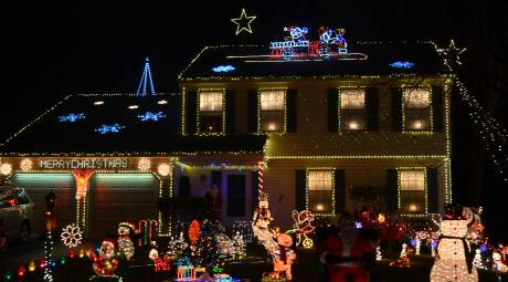 Holiday Lights Hatboro