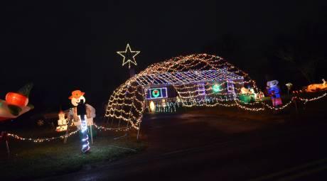 Holiday Lights Limerick
