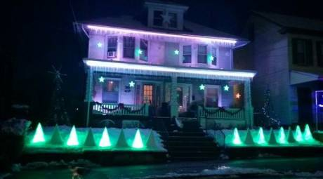 Pottstown Holiday Lights