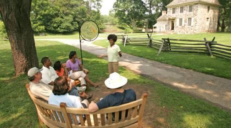 Summer Programming - Storytelling Benches