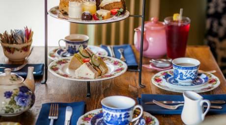 A Taste of Britain Afternoon Tea