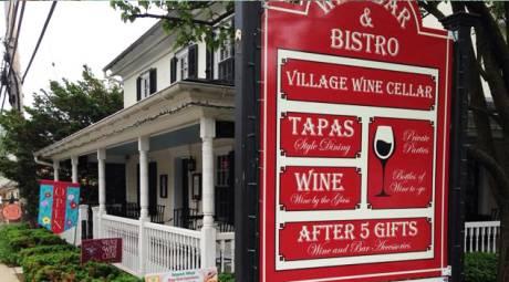 Evansburg - Village Wine Cellar