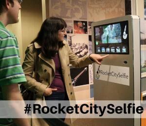 #RocketCitySelfie