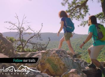 Hiking in the Cumberland Valley
