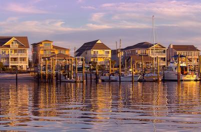 WB Houses Sunset Bill Russ 2015