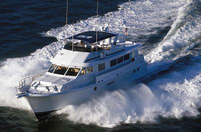 Boating on Atlantic Ocean