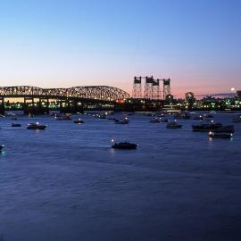 Columbia River Boats