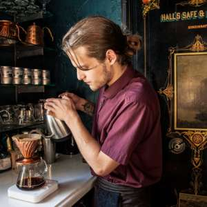 More Than Coffee: The Caffeinators of Salt Lake