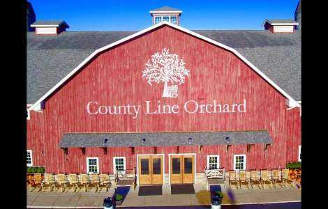 County Line Orchard, Hobart, Indiana