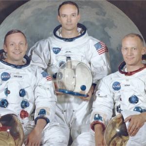 Apollo 11_courtesy of NASA and Space Center Houston