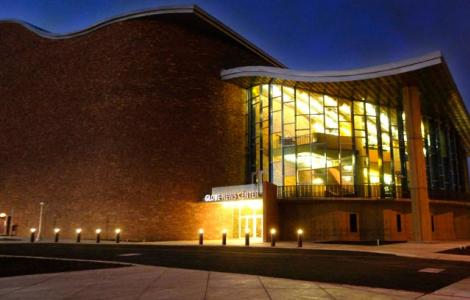 Globe-News Cener for the Performing Arts