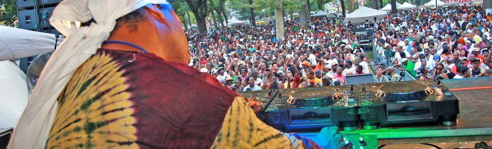 Lincoln Park-Newark Festival