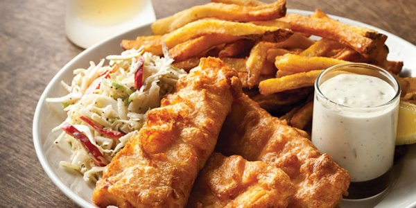 Fish Fry - Coopers Tavern