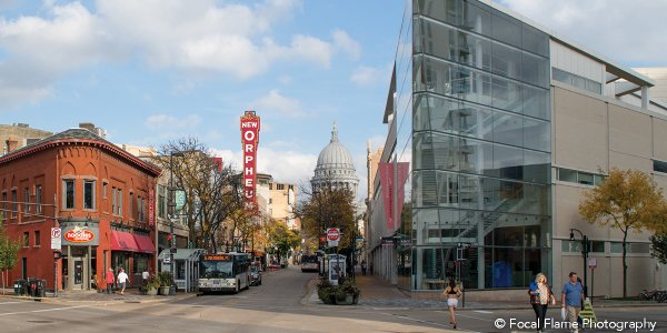 Orpheum Theater: Downtown Madison