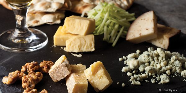 Wisconsin Culinary-Cheese Plate