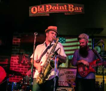 Old Point Bar- Algiers Point