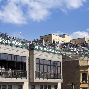 Wrigley Rooftops Front