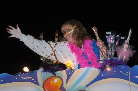 Mardi Gras - Krewe of Eve in Mandeville