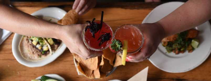 Port Fonda Kansas City Margaritas