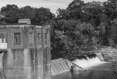 Duck River Dam