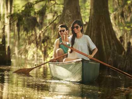 Paddling - Canoe