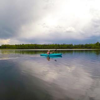 Chena Lake Rec Area