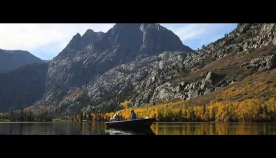 75 Seconds of Mono County - California's Eastern Sierra