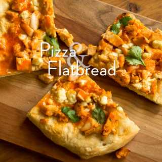 Restaurant Month - Pizza and Flatbread