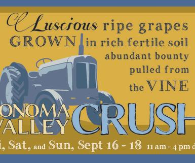 Sonoma Valley Crush