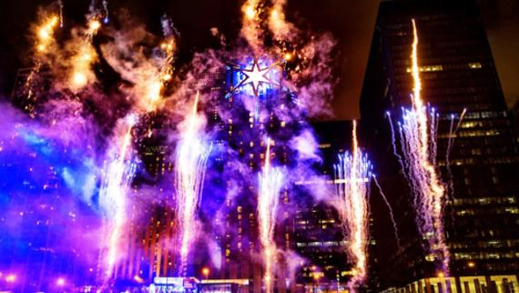Chi-Town Rising: New Year's Eve Chicago