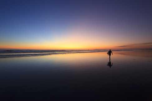 Sunset Beach Header