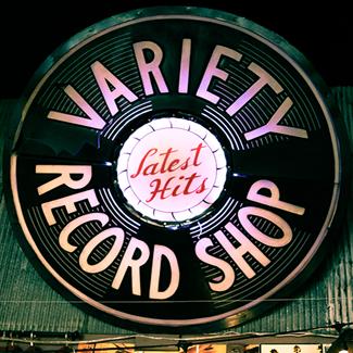 Variety Record Shop