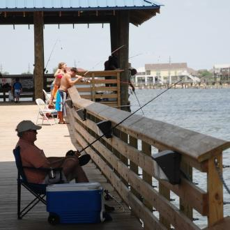 St. Tammany Fishing Pier Slidell