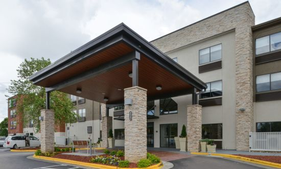 Holiday Inn Express & Suites Medical Center
