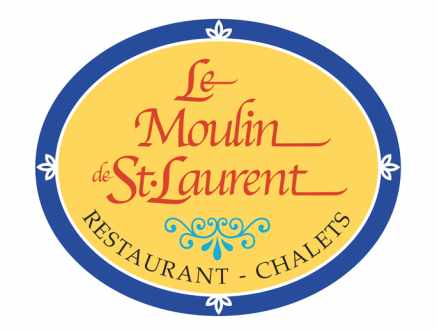 Le Moulin de St-Laurent, Restaurant - Chalets