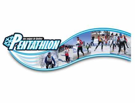 Québec City Pentathlon des neiges