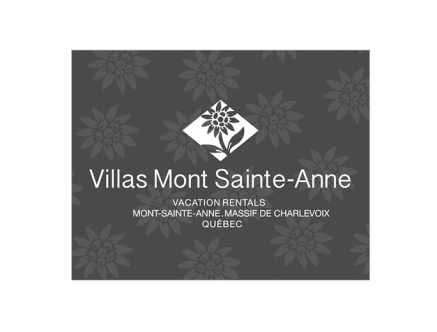 Villas Mont Sainte-Anne